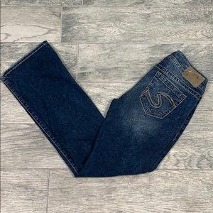Silver Jeans Co. Suki Boot Jeans W29/L31